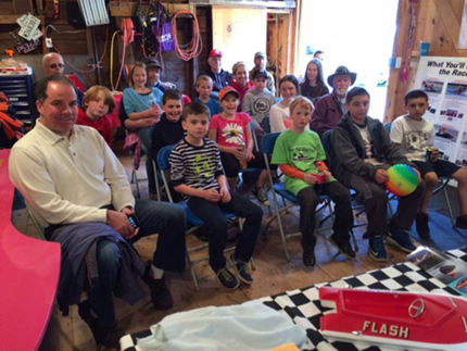 SSOA Offers 2016 Open House and Drivers School