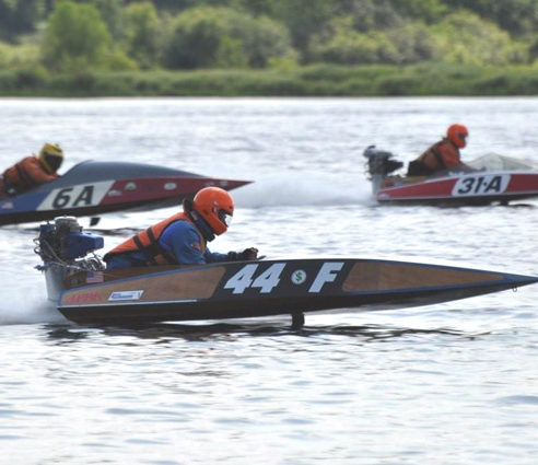 Dick currier stock outboard hydroplane galleries 155